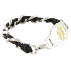 Bachus Medical ID Bracelet